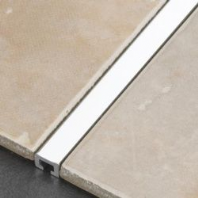 Tile Rite Silver Listello Strip Tiles - 2.44m x 10mm